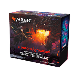 Bundle D&D Adventures in the Forgotten Realms (Inglés)