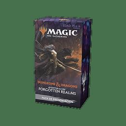 Pack Presentación D&D Adventures in the Forgotten Realms