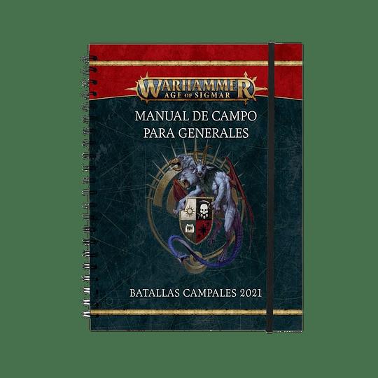 Warhammer Age of Sigmar - Dominion: Manual de Campo para Generales