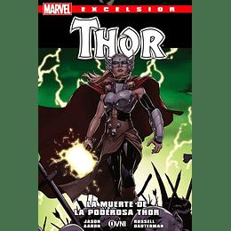 La Muerte De La Poderosa Thor - Marvel Excelsior