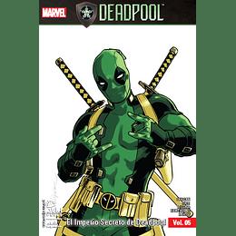 Deadpool Vol.05: El Imperio Secreto De Deadpool