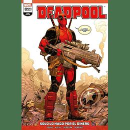 Deadpool Vol.01: Solo Lo Hago Por El Dinero (Fresh Start)