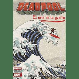 Deadpool: El Arte De La Guerra - One Shot