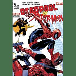 Deadpool Vs Spider-Man - One Shot