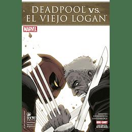 Deadpool Vs El Viejo Logan - One Shot