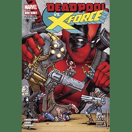 Deadpool Vs X-Force - One Shot