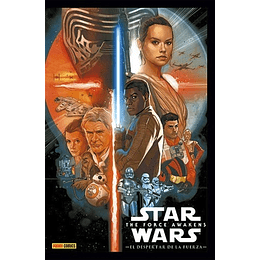 Star Wars Episodio VIII El Despertar de la Fuerza