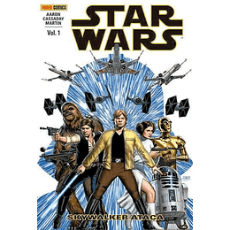 Star Wars TPB Vol.1: Skywalker Ataca