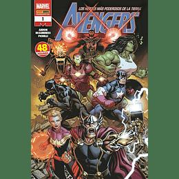 Avengers N°1 al N°6