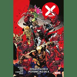 X-Men: Dinastía de X Potencias de X Vol.3