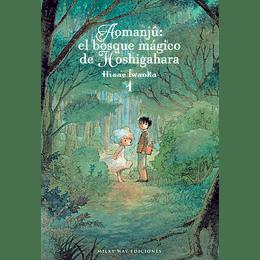Aomanju: El Bosque Mágico de Hoshigahara Vol.01