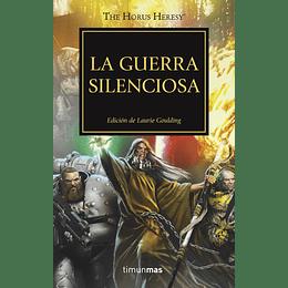 Warhammer 40K - La Herejía de Horus 37: La guerra silenciosa