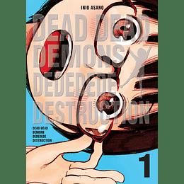 Dead Dead Demons Dededede Destruction Vol.01