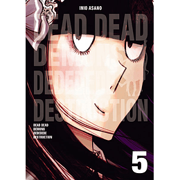 Dead Dead Demons Dededede Destruction Vol.05
