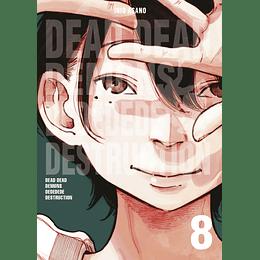 Dead Dead Demons Dededede Destruction Vol.08