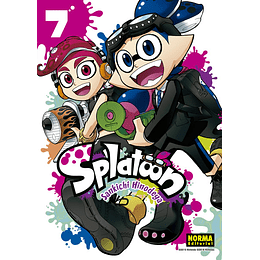 Splatoon N°07