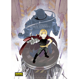 Libro de Ilustraciones: Fullmetal Alchemist 2