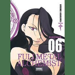 Fullmetal Alchemist - Kanzenban N°06 (Con detalle en sobrecubierta exterior)