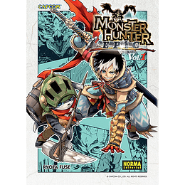Monster Hunter Epic Vol.01