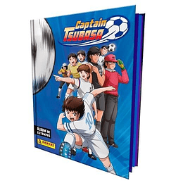Álbum Tapa Dura Super Campeones  - Captain Tsubasa 2020