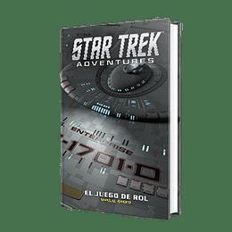 Star Trek Adventures - Manual Básico (Español)