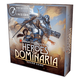 Magic: The Gathering: Heroes of Dominaria - Premium Edition