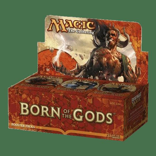 Caja de Sobres de Nacido de los Dioses - Born of The Gods (Español)