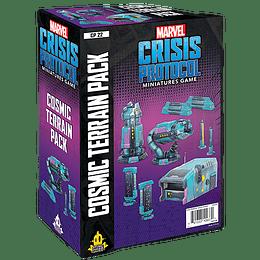 Marvel Crisis Protocol: Cosmic Terrain Expansion