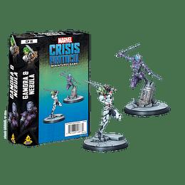 Marvel Crisis Protocol: Gamora and Nebula Character Pack