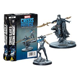 Marvel Crisis Protocol: Corvus Glaive and Proxima Character Pack