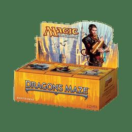 Caja de Sobres Dragon's Maze (Español)