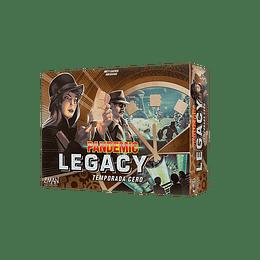 Pandemic Legacy: Temporada 0 (Español)