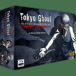 Tokyo Ghoul: Bloode Masquerade - Juego de Mesa (Español)
