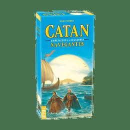 Catan: Navegantes Ampliación – 5 y 6 jugadores (Español)