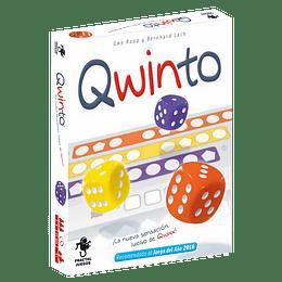 Qwinto - Juego de Mesa (Español)