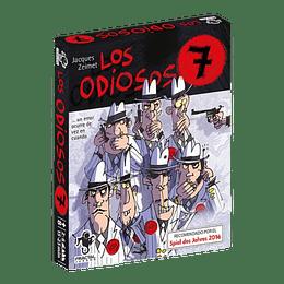 Los Odiosos 7 - Juego de Mesa (Español)