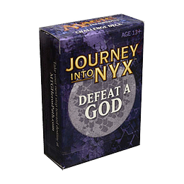 Challenger Deck Journey into Nyx - Defeat a God