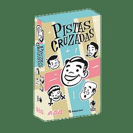 Pistas Cruzadas - Juego de Mesa (Español)
