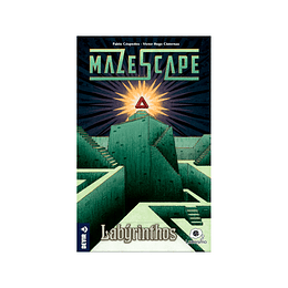 MazeScape - Labýrinthos / Juego de Mesa (Español)