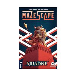 MazeScape - ARIADNE / Juego de Mesa (Español)