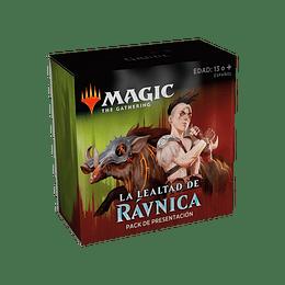 Pack Presentación Ravnica Allegiance - Gruul