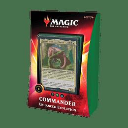 Commander 2020 - Enhaced Evolution (Inglés)
