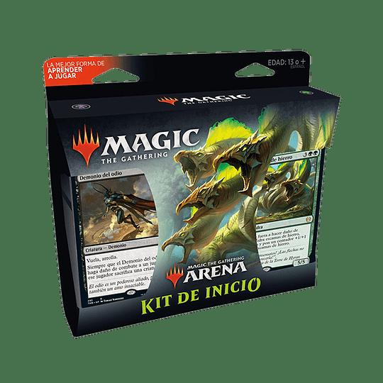 Kit de inicio Magic: The Gathering Arena (Inglés)