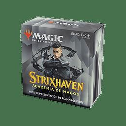 Pack Presentación Strixhaven - Plumargéntum (Inglés)