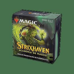 Pack Presentación Strixhaven - Flosmarcitus (Inglés)
