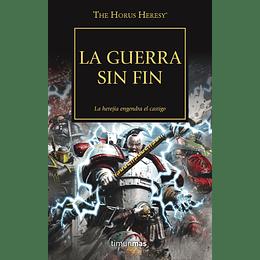 Warhammer 40K - La Herejía de Horus 33: La guerra sin fin