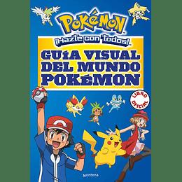 Guia Visual Del Mundo Pokemon