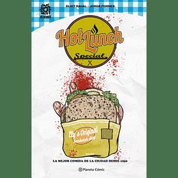 Hot Lunch Special nº 01 - Eliot Rahal   Jorge Fornés