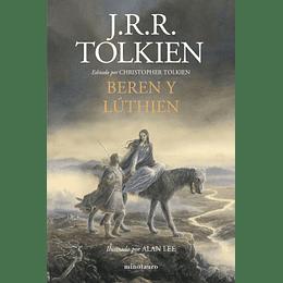 Beren y Lúthien - J. R. R. Tolkien (ilustrado por Alan Lee)