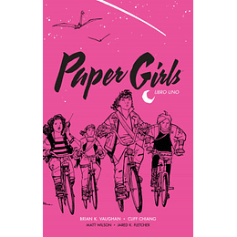 Paper Girls - Libro Uno nº 01/02 - Brian K.Vaughan | Cliff Chiang